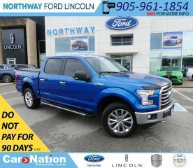 Used 2016 Ford F-150 XLT | V8 | NAV | LEATHER | XTR PKG | TONNEAU | for sale in Brantford, ON