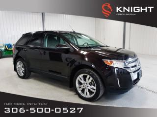 Used 2013 Ford Edge SEL for sale in Moose Jaw, SK