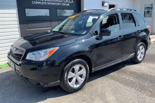 Used 2015 Subaru Forester 2.5i Convenience Pkg for sale in Kingston, ON