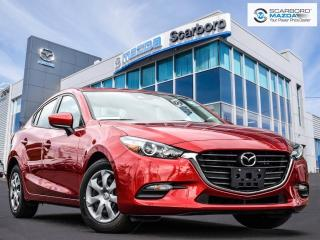 Used 2018 Mazda MAZDA3 FREE NEW WINTER TIRES|NEW CAR MILEAGE for sale in Scarborough, ON