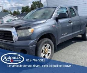 Used 2007 Toyota Tundra SR5 **VENDU TEL QUEL** for sale in Rouyn-Noranda, QC