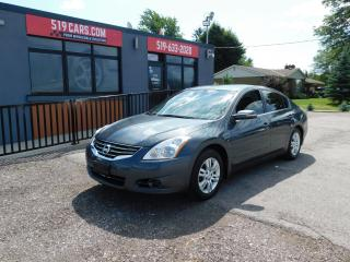 Used 2011 Nissan Altima 2.5 SL|LEATHER|SUNROOF|HEATED SEATS for sale in St. Thomas, ON