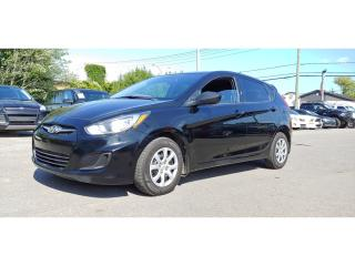 Used 2012 Hyundai Accent *A/C*CRUISE* 30$/sem for sale in St-Jérôme, QC
