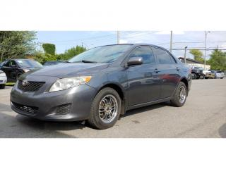 Used 2010 Toyota Corolla Auto *A/C*CRUISE*MAGS*    49$/sem for sale in St-Jérôme, QC