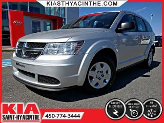 Used 2012 Dodge Journey ** EN ATTENTE D'APPROBATION ** for sale in St-Hyacinthe, QC