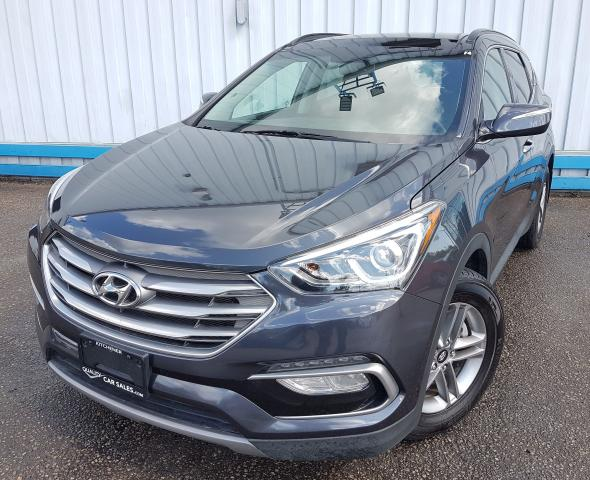 2017 Hyundai Santa Fe Sport AWD *LEATHER-SUNROOF*
