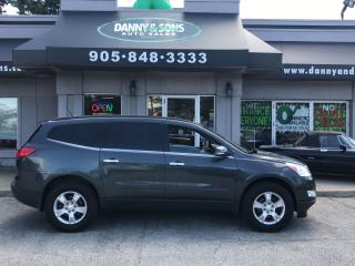 Used 2011 Chevrolet Traverse 1LT for sale in Mississauga, ON