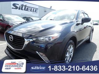 Used 2016 Mazda CX-3 GS LUXE / AWD / TOIT OUVRANT / JAMAIS AC for sale in St-Georges, QC