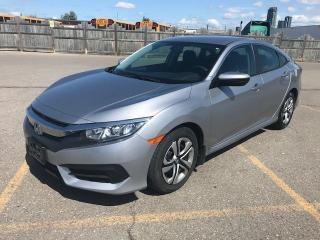 Used 2018 Honda Civic LX for sale in Mississauga, ON