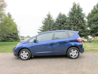 Used 2012 Honda Fit LX- Hatxhback for sale in Thornton, ON
