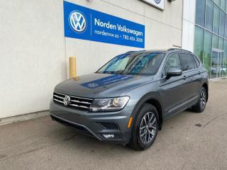 Used 2019 Volkswagen Tiguan COMFORTLINE 4MOTION AWD - VW CERTIFIED for sale in Edmonton, AB