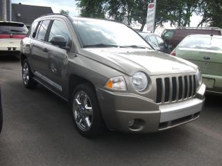 Used 2008 Jeep Compass for sale in St-Sulpice, QC