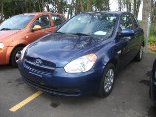 Used 2010 Hyundai Accent for sale in St-Sulpice, QC