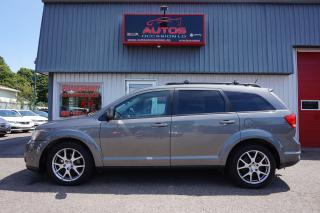 Used 2012 Dodge Journey R/T AWD 3.6L AUTO GPS NAV CAMERA BLUETOOTH 204 929 for sale in Lévis, QC