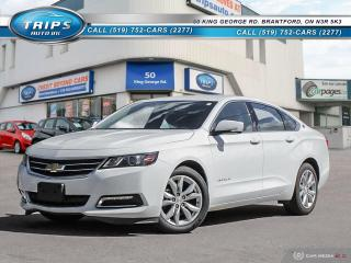 Used 2018 Chevrolet Impala LT for sale in Brantford, ON