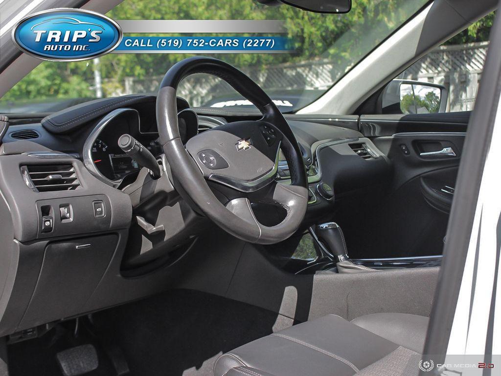 2018 Chevrolet Impala