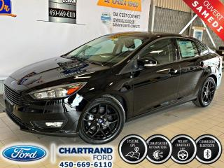 Used 2018 Ford Focus SEL berline for sale in Laval, QC