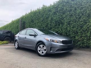 Used 2017 Kia Forte LX 4dr FWD + NO EXTRA DEALER FEES for sale in Surrey, BC