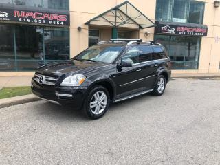 Used 2012 Mercedes-Benz GL-Class GL 350 BlueTEC**NAVIGATION**REAR DVD** for sale in North York, ON