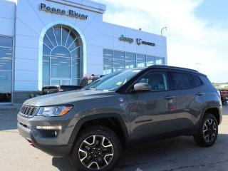 Used 2019 Jeep Compass Trailhawk for sale in Peace River, AB