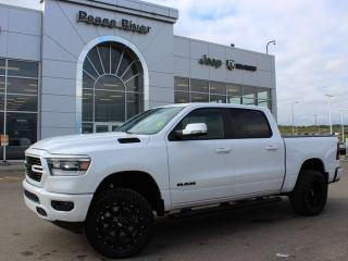 Used 2020 RAM 1500 SPORT for sale in Peace River, AB
