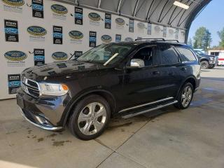 Used 2014 Dodge Durango Limited - Clean, Local, Fully Loaded! for sale in Campbell River, BC