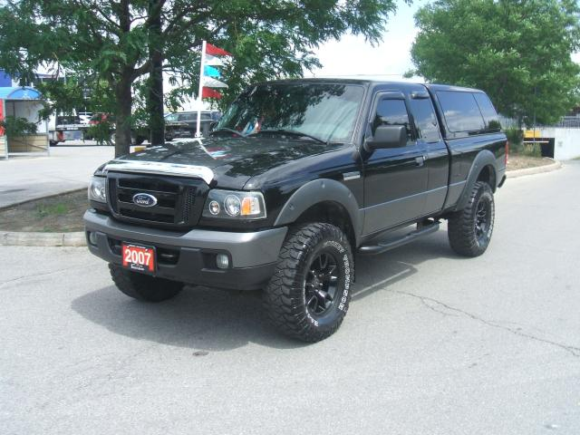 2007 Ford Ranger OFF ROAD 4X4