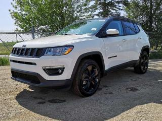 Used 2019 Jeep Compass Altitude for sale in Edmonton, AB