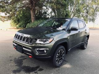 Used 2019 Jeep Compass Trailhawk for sale in Richmond, BC