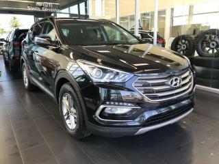 Used 2017 Hyundai Santa Fe Sport SE AWD, HEATED STEERING WHEEL, POWER HEATED LEATHER SEATS, PANORAMA SUNROOF for sale in Edmonton, AB