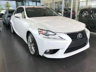 Used 2016 Lexus IS 300 AWD, PADDLE GEAR SHIFTS, SUNROOF, POWER HEATED/VENTED LEATHER SEATS for sale in Edmonton, AB