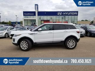 Used 2017 Land Rover Evoque SE/4WD/PANO SUNROOF/BACK UP CAM/BLUETOOTH for sale in Edmonton, AB