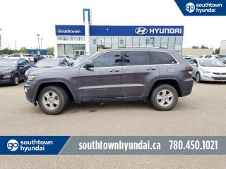 Used 2017 Jeep Grand Cherokee LAREDO/4WD/BACK UP CAM/BLUETOOTH for sale in Edmonton, AB
