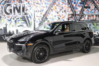 Used 2015 Porsche Cayenne Diesel AWD for sale in Concord, ON