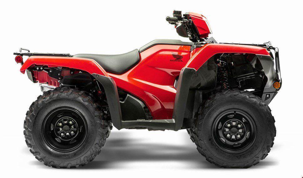 2020 Honda Rubicon