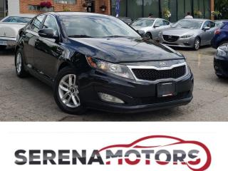 Used 2012 Kia Optima LX | MANUAL | BLUETOOTH | ONE OWNER | NO ACCIDENTS for sale in Mississauga, ON