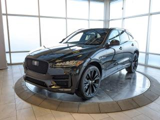 Used 2020 Jaguar F-PACE MSRP $82,190 - Accident Free! for sale in Edmonton, AB
