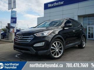 Used 2014 Hyundai Santa Fe Sport LTD NAV/LEATHER/PANOROOF/HEATEDSEATS/BACKUPCAM for sale in Edmonton, AB
