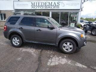 Used 2009 Ford Escape XLT for sale in Mono, ON
