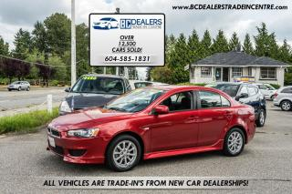 Used 2011 Mitsubishi Lancer SE, Only 85,800 km's, Local, Bluetooth, Clean! for sale in Surrey, BC