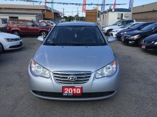 Used 2010 Hyundai Elantra 4 Dr Manual for sale in Etobicoke, ON
