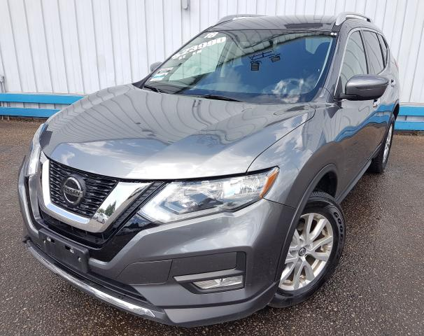 2018 Nissan Rogue SV AWD *HEATED SEATS*
