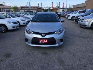 Used 2014 Toyota Corolla 4 Dr Auto for sale in Etobicoke, ON