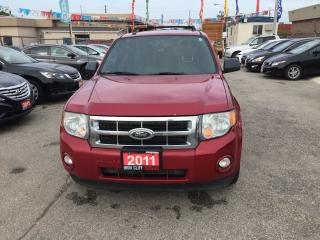 Used 2011 Ford Escape 4 Dr Auto 4x4 Leather for sale in Etobicoke, ON