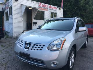 Used 2008 Nissan Rogue SL/Leather Sunroof Alloy Wheels for sale in Toronto, ON