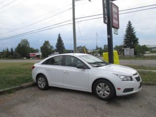 Used 2012 Chevrolet Cruze LS+ w/1SB for sale in Waterloo, ON