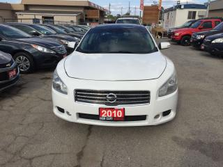 Used 2010 Nissan Maxima 4 Dr Auto V6 3.5L for sale in Etobicoke, ON