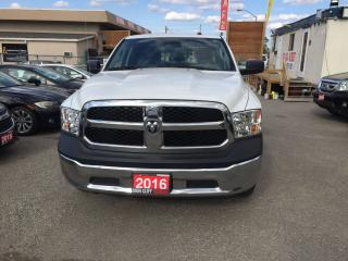 Used 2016 RAM 1500 4 Dr Auto 6 Passenger 5.7 HAM for sale in Etobicoke, ON