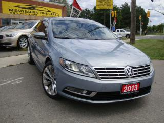 Used 2013 Volkswagen Passat CC HighlineVolkswagen CC DSG,,NAVI,CAMERA,ROOF,LEATHE for sale in Etobicoke, ON