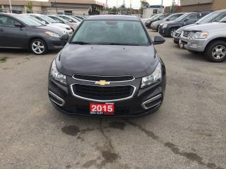 Used 2015 Chevrolet Cruze 4 Dr Auto Backup Camra for sale in Etobicoke, ON